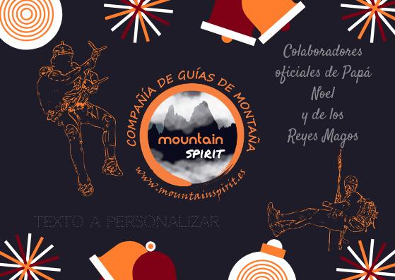 Tarjetas de regalo de Mountain Spirit.